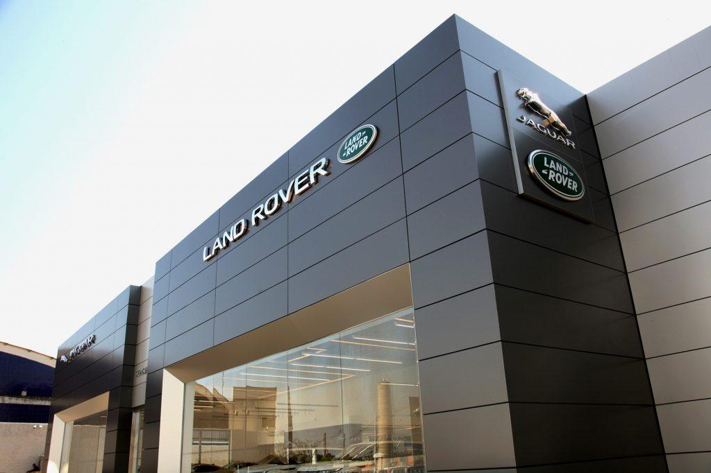 Land Rover/Jaguar, Alphaville, Barueri/SP