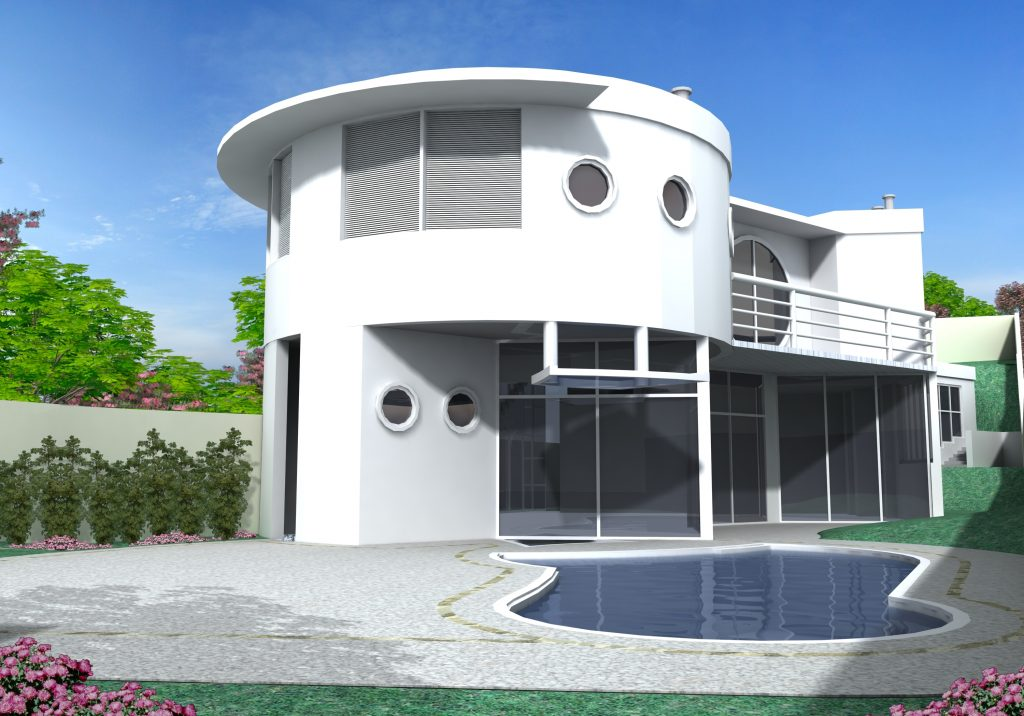 Casa Condomínio Parque dos Príncipes projeto